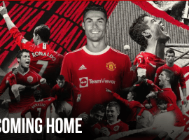 Roando signed a two-year contrat with Manchester United. The deal could be extended for a third year. (Image: manutd.com)