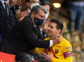 Messi will leave Barcelona after spending 21 years at the club. (Image: Twitter/FabrizioRomano)
