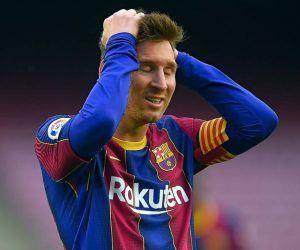 Leo Messi leaves Barcelona