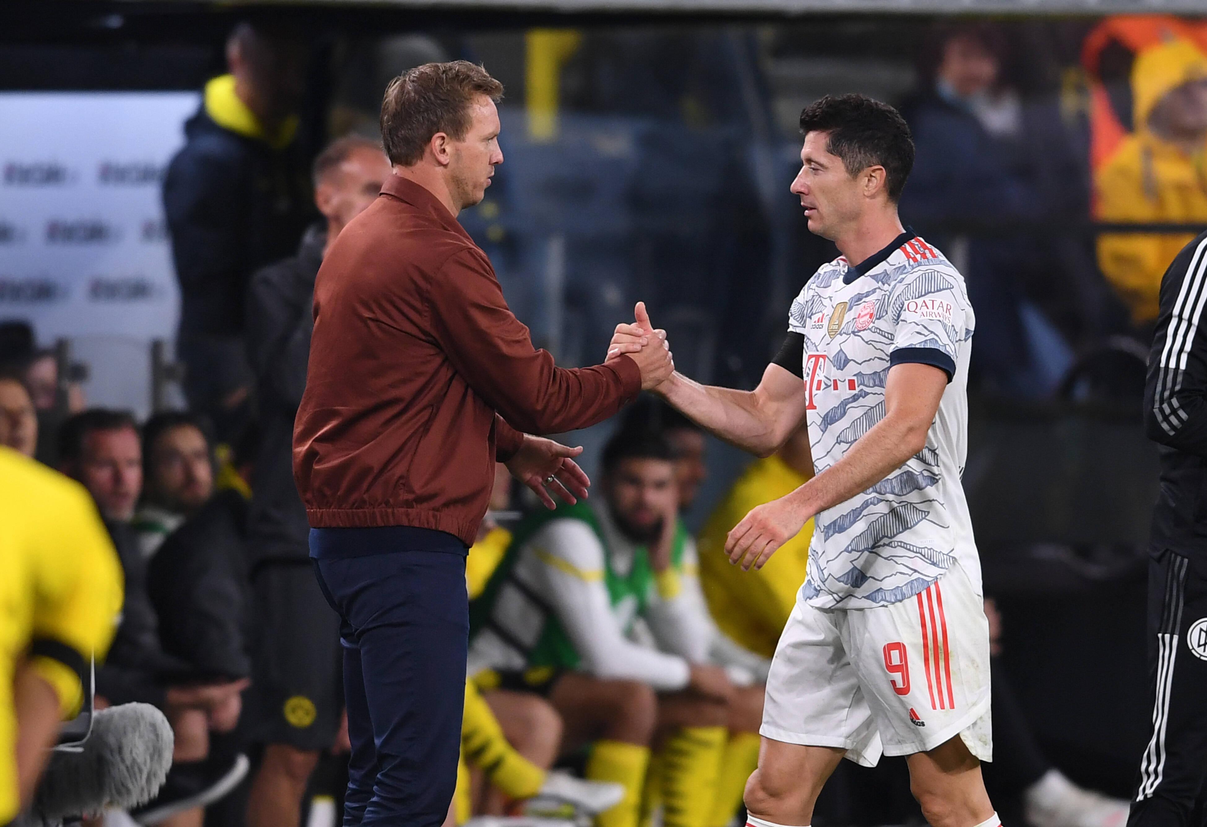 Bayern - Lewandowski