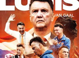 Van Gaal returned to football management at 69, after a 5-year-long break, hoping to lead the Netherlands to success at the World Cup in Qatar. (Image: Twitter/onsoranje)