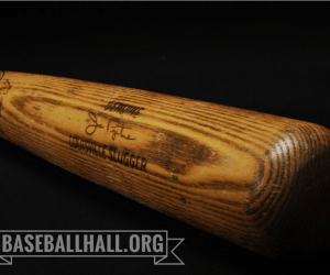 Mickey Mantle hit his 500th homerun with Joe Pepitone's bat. Who owns it now?