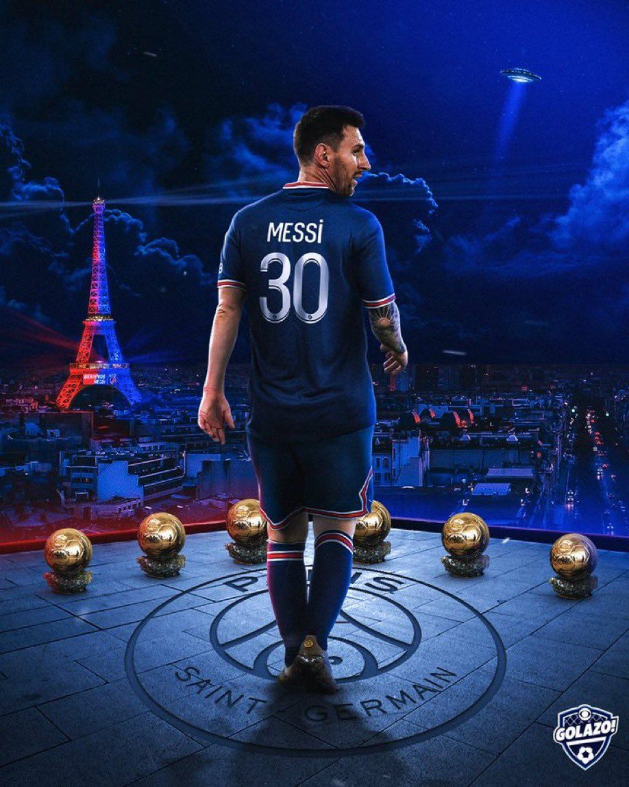 Messi PSG transfer