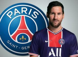Messi will sign a two-year contract with PSG after leaving FC Barcelona. (Image: Twitter/FootyTalkexpres)