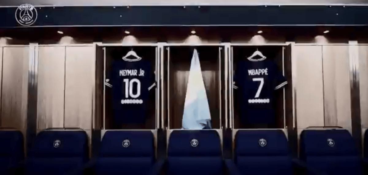 Neymar - Messi - Mbappe