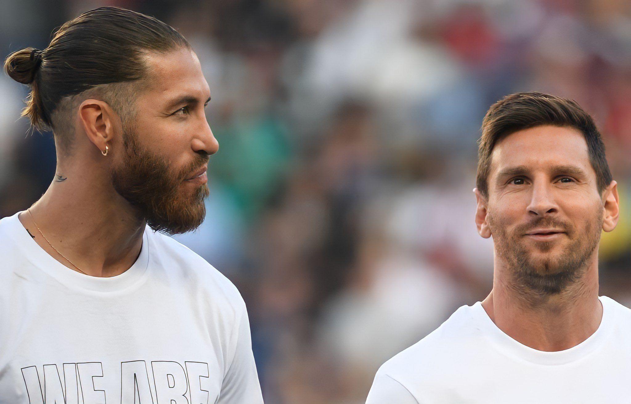 Ramos - Messi