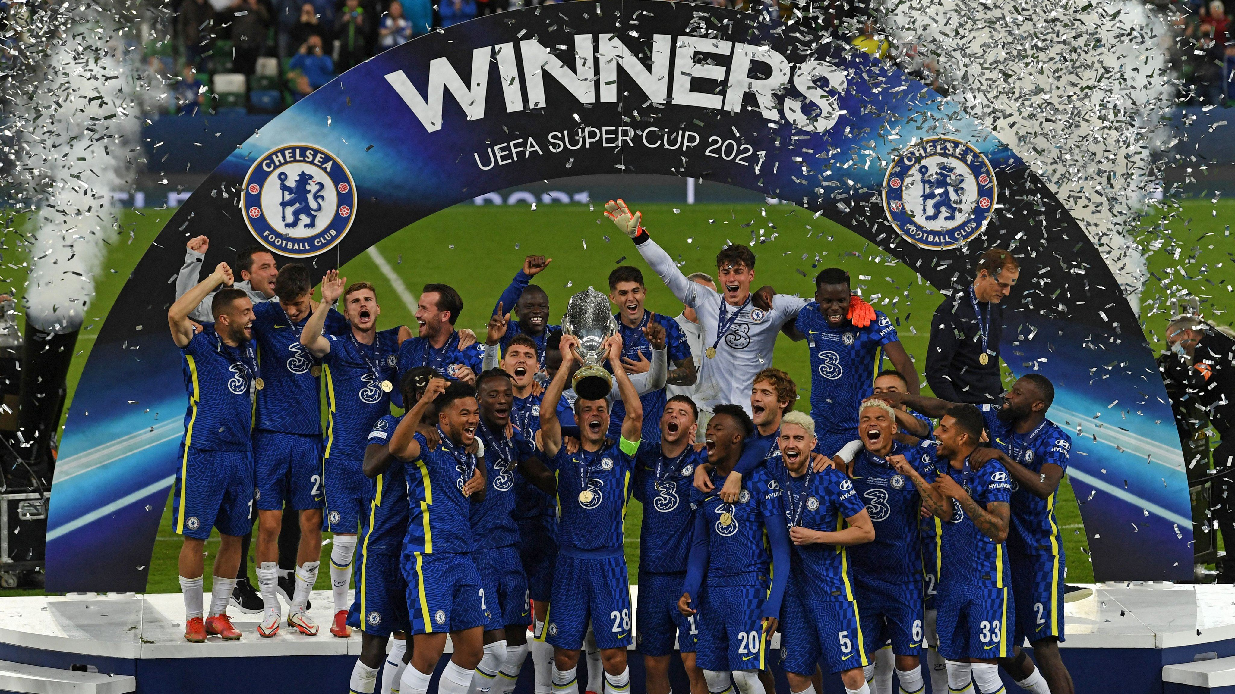 Chelsea Super Cup