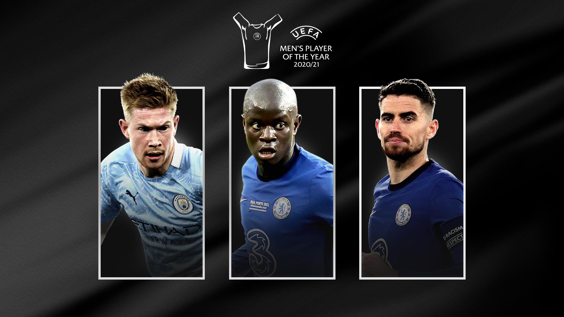 UEFA Player of the Year Award