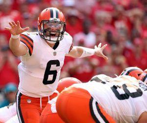 Baker Mayfield Cleveland Browns Survivor Pool Week 2 Picks NFL
