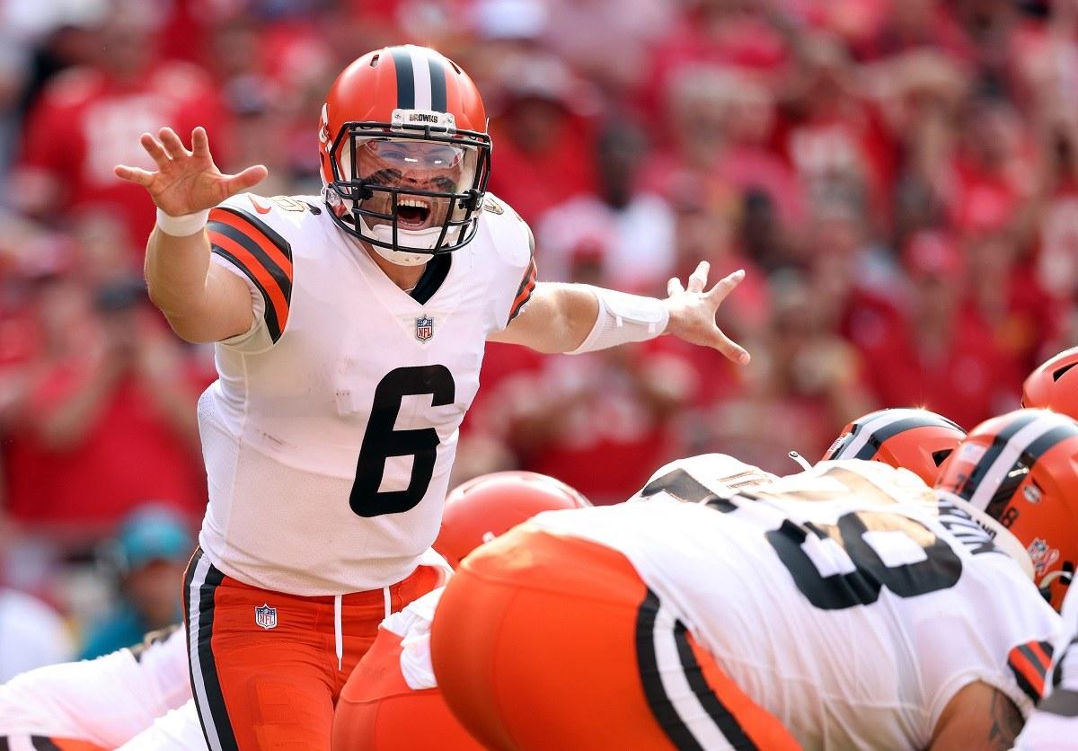 Baker Mayfield Cleveland Browns Survivor Pool Minggu 2 Pilihan NFL
