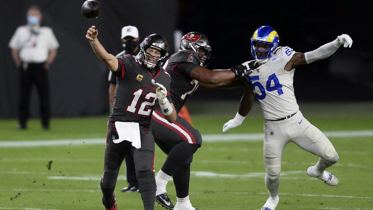 Tampa Bay Bucs Super Bowl 56 odds favorit LA Rams Kansas Ciy Chiefs