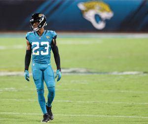 CB CJ Henderson Trade Carolina Panthers Jaguars Jags Jacksonvlle