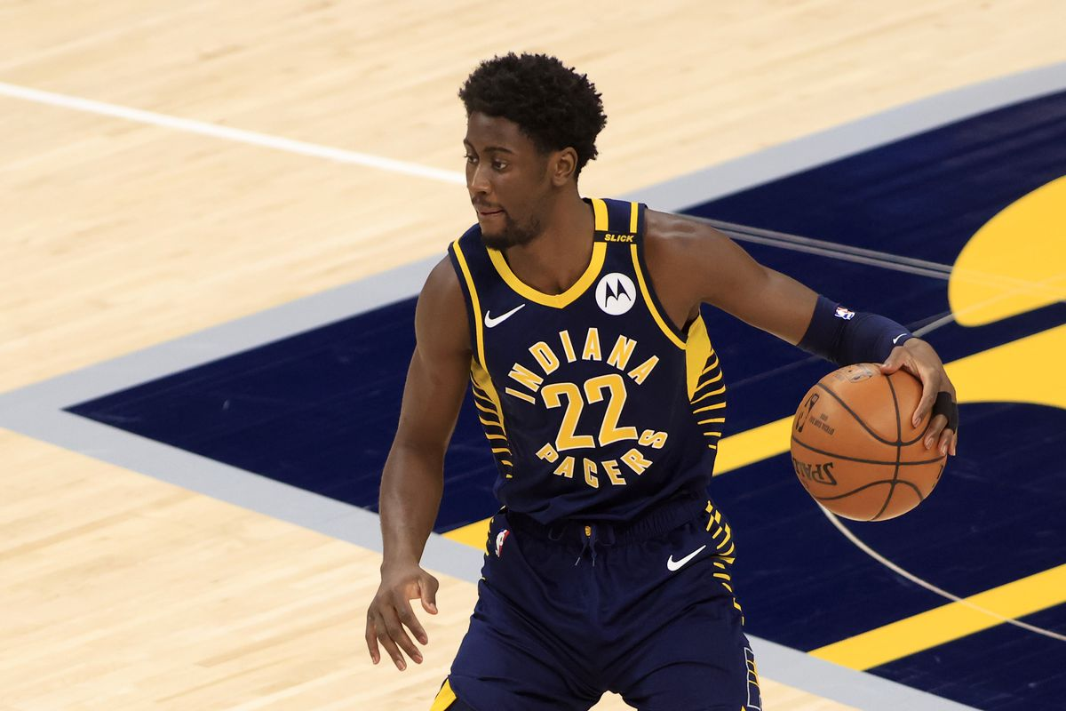 Caris LeVert Indiana Pacers back injury stress fracture