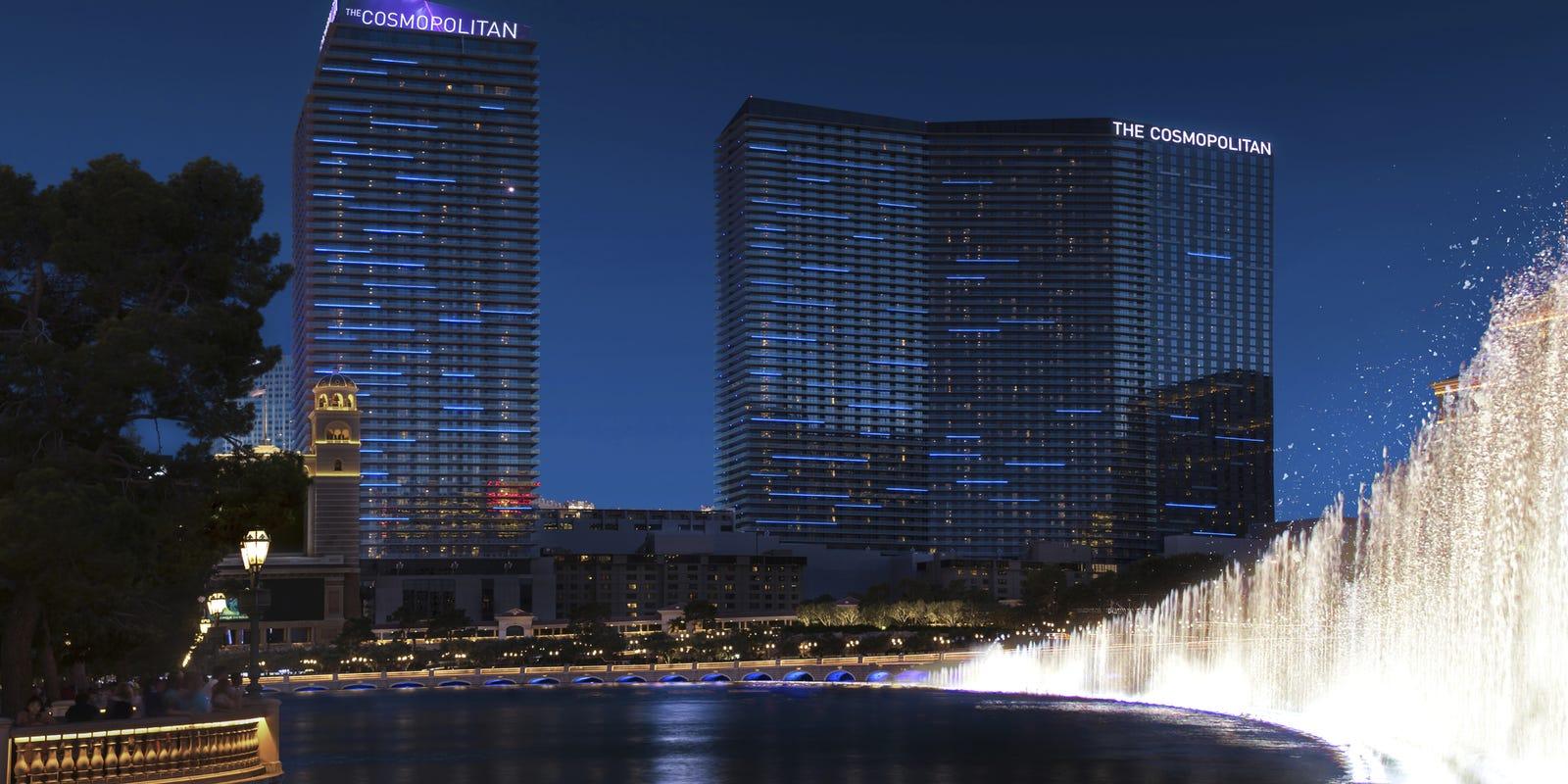 MGM Resorts akan membayar $1,63 miliar untuk mengoperasikan The Cosmopolitan