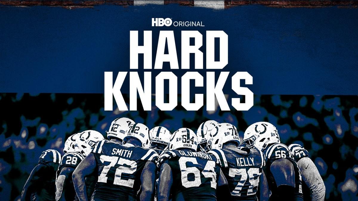 HBO Hard Knocks In Season Indianapolis Colts Seri Baru