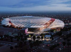 The Intuit Dome (Image: LA Clippers)