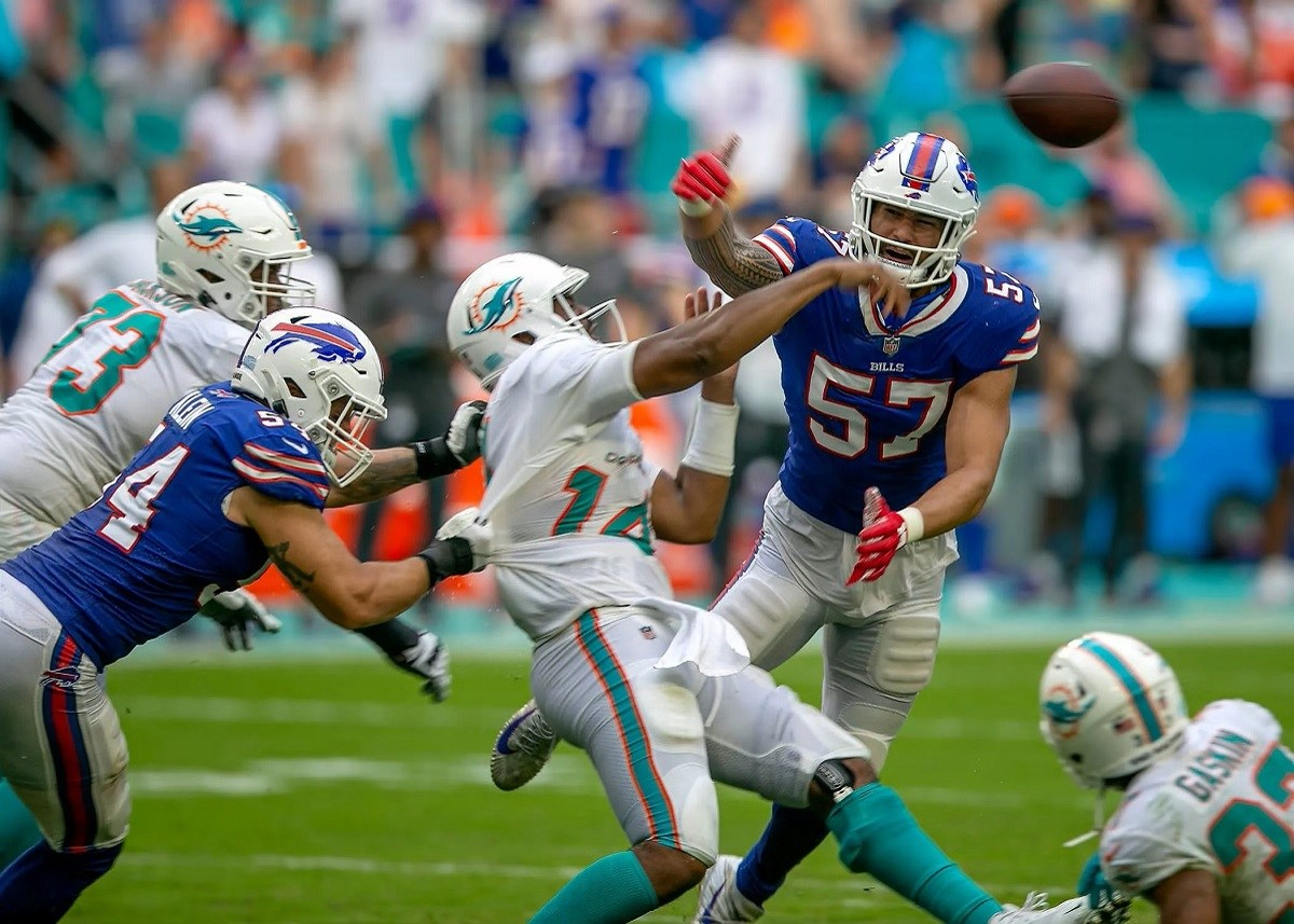 Miami Dolphins cadangan QB Jacoby Brissett starter Tua cedera
