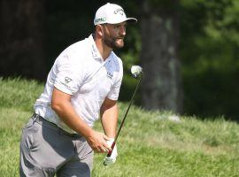 Jon Rahm comes into the Fortinet Championship as an overwhelming favorite, the likes of which the PGA Tour hasn't seen since Tiger Woods. (Image: Cliff Hawkins/Getty)