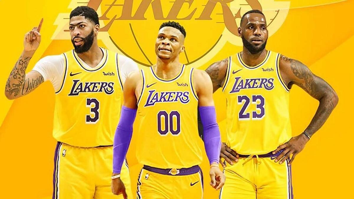 LA Lakers Russell Westbrook 2022 NBA Futures Championship Odds Bucks Nets