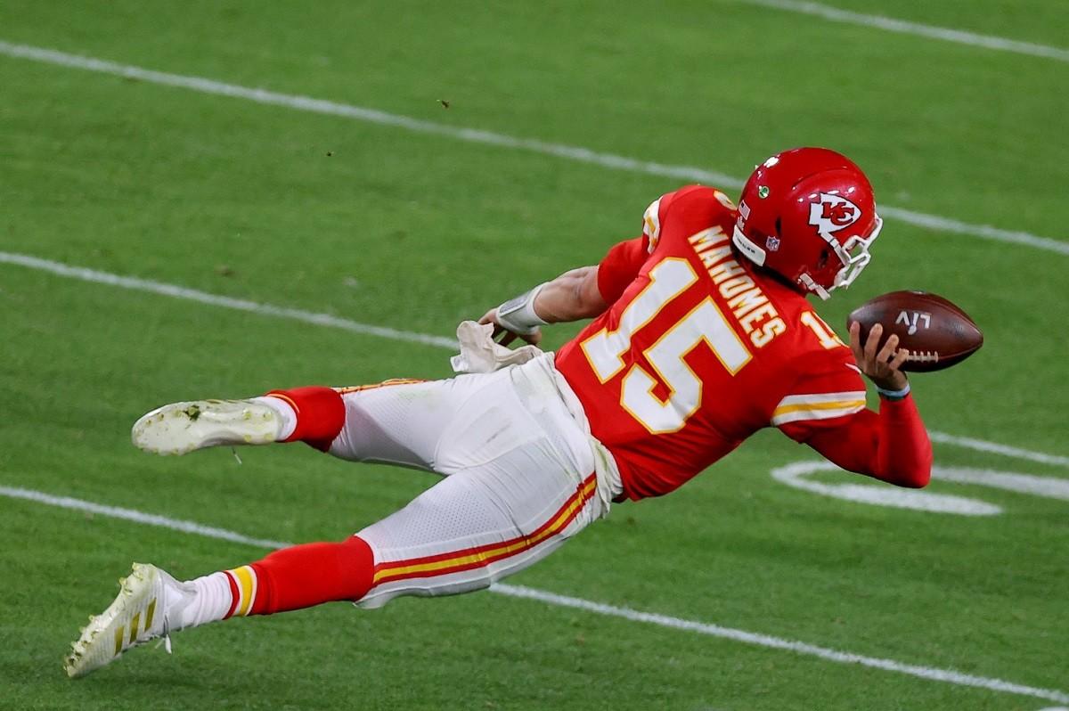 Patrick Mahomes MVP odds NFL Josh Allen Tom Brady Aaron Rodgers