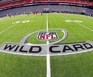 Monday Night Football NFL Playoffs postseason Wild Card Weekend Round