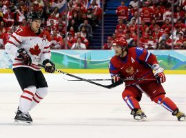 The NHL's best players will suit up for their home countries at the 2022 Winter Olympics. (Image: Bruce Bennett/Getty)