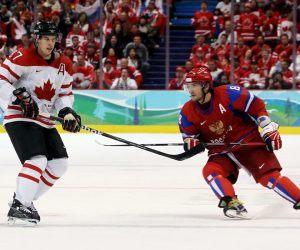NHL Winter Olympics Hockey