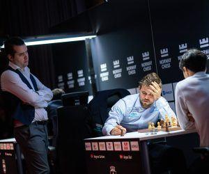 Norway Chess odds Carlsen Nepomniachtchi