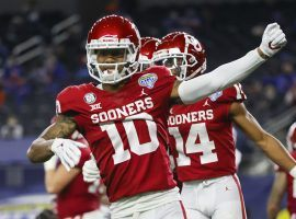 he Oklahoma Sooners will look to continue their dominance and win another Big 12 Championship in 2021. (Image: Kevin Jairaj/USA Today Sports)