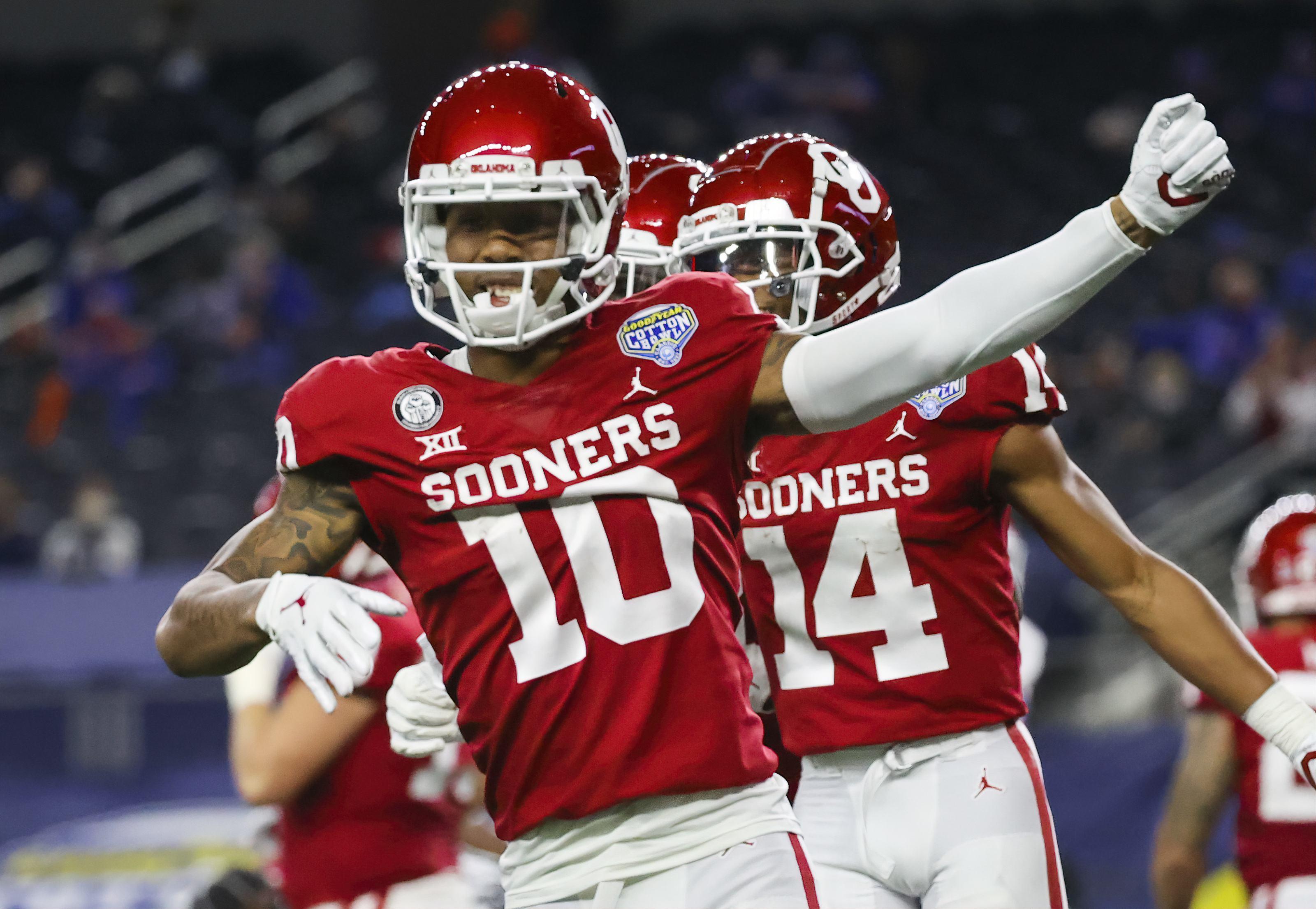 Big 12 Championship Odds Oklahoma