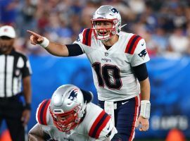 Rookie quarterback Mac Jones will start for the New England Patriots in Week 1. (Image: Mike Stobe/Getty)