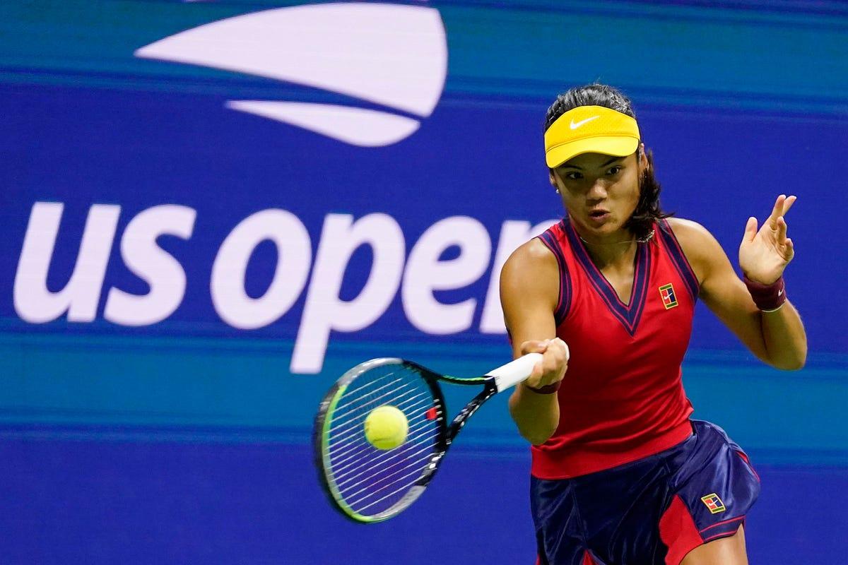 Peluang final wanita AS Terbuka Raducanu Fernandez