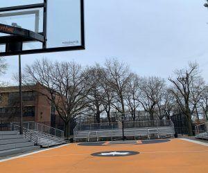 Rucker Park NYC Venic Beach NBA outdoor game