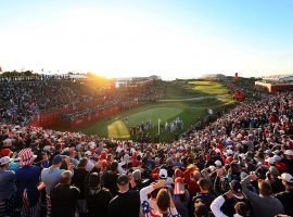 The United States took an early 3-1 lead after the first session of the 2021 Ryder Cup. (Image: Twitter/Ryder Cup)