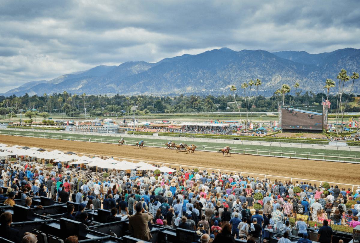 Santa Anita Musim Dingin-Musim Semi 2021-22
