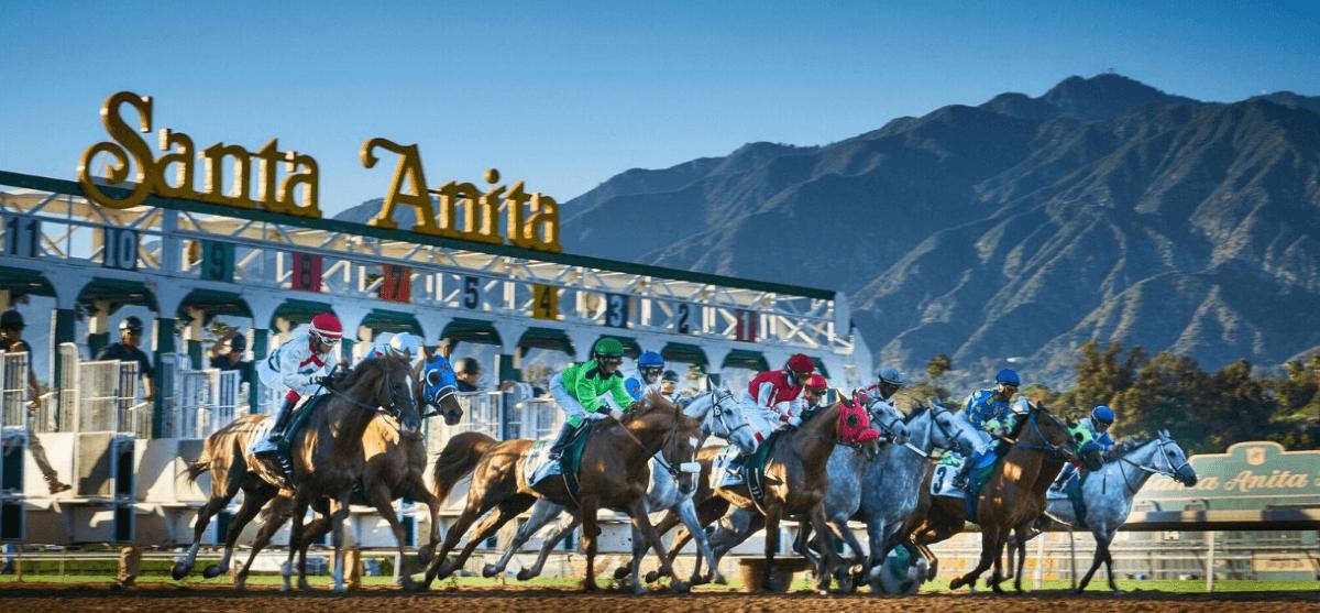 Menu Taruhan Santa Anita