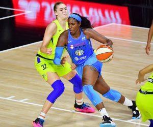 WNBA Playoffs odds Sky Wings