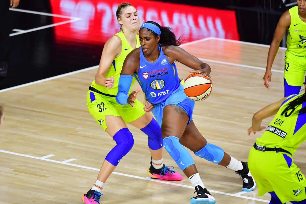 Peluang Playoff WNBA Sky Wings