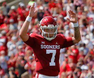 Spencer Rattler college football DFS