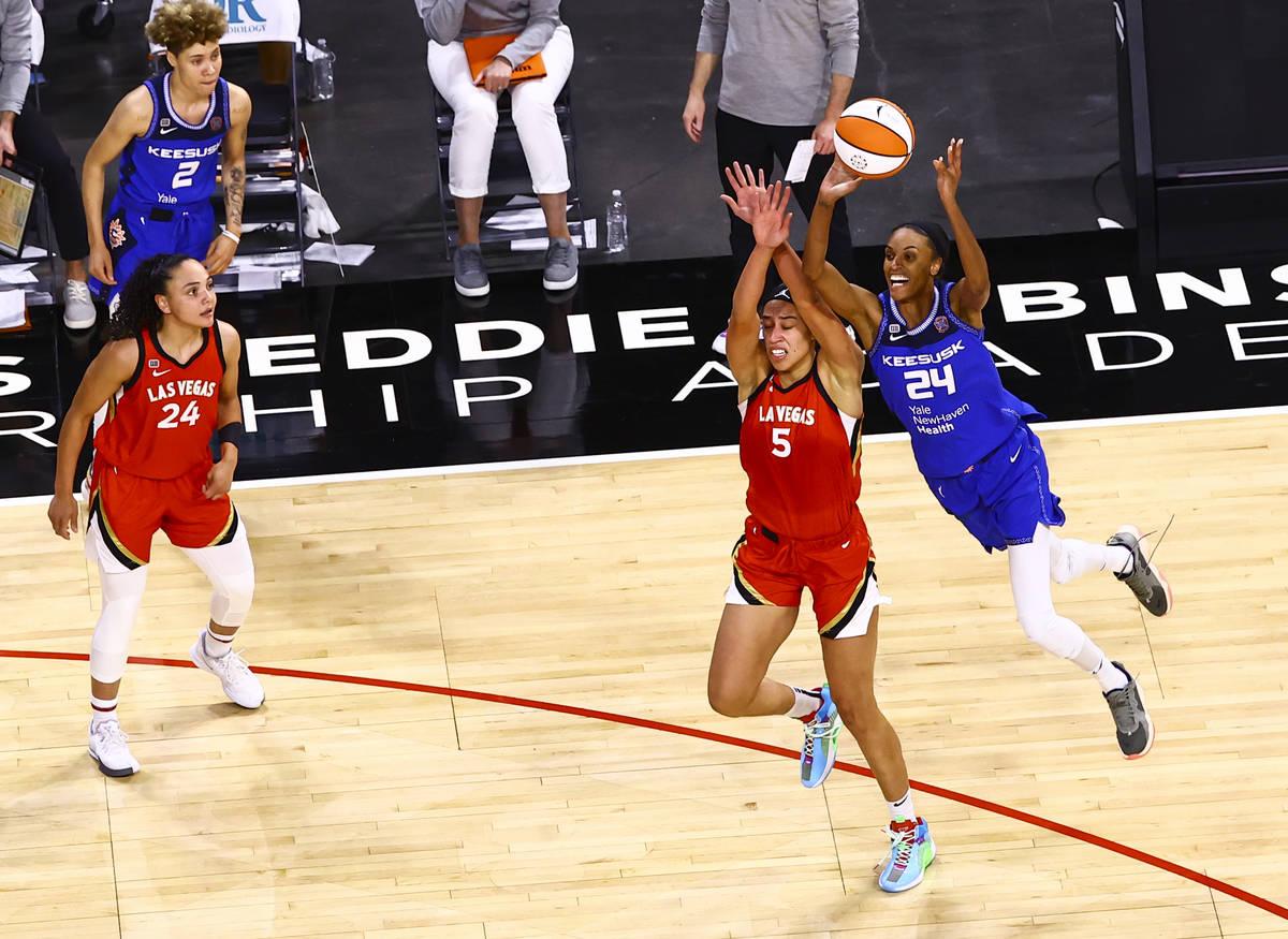Peluang Final Playoff WNBA