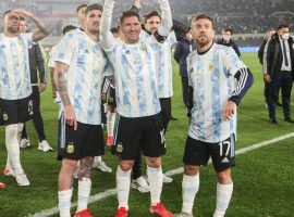 Argentina won Copa America after beating Brazil at the Maracana in July. (Image: Twitter/Argentina)