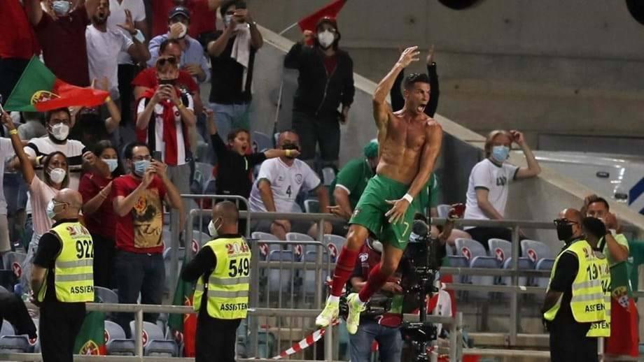 Ronaldo record goals