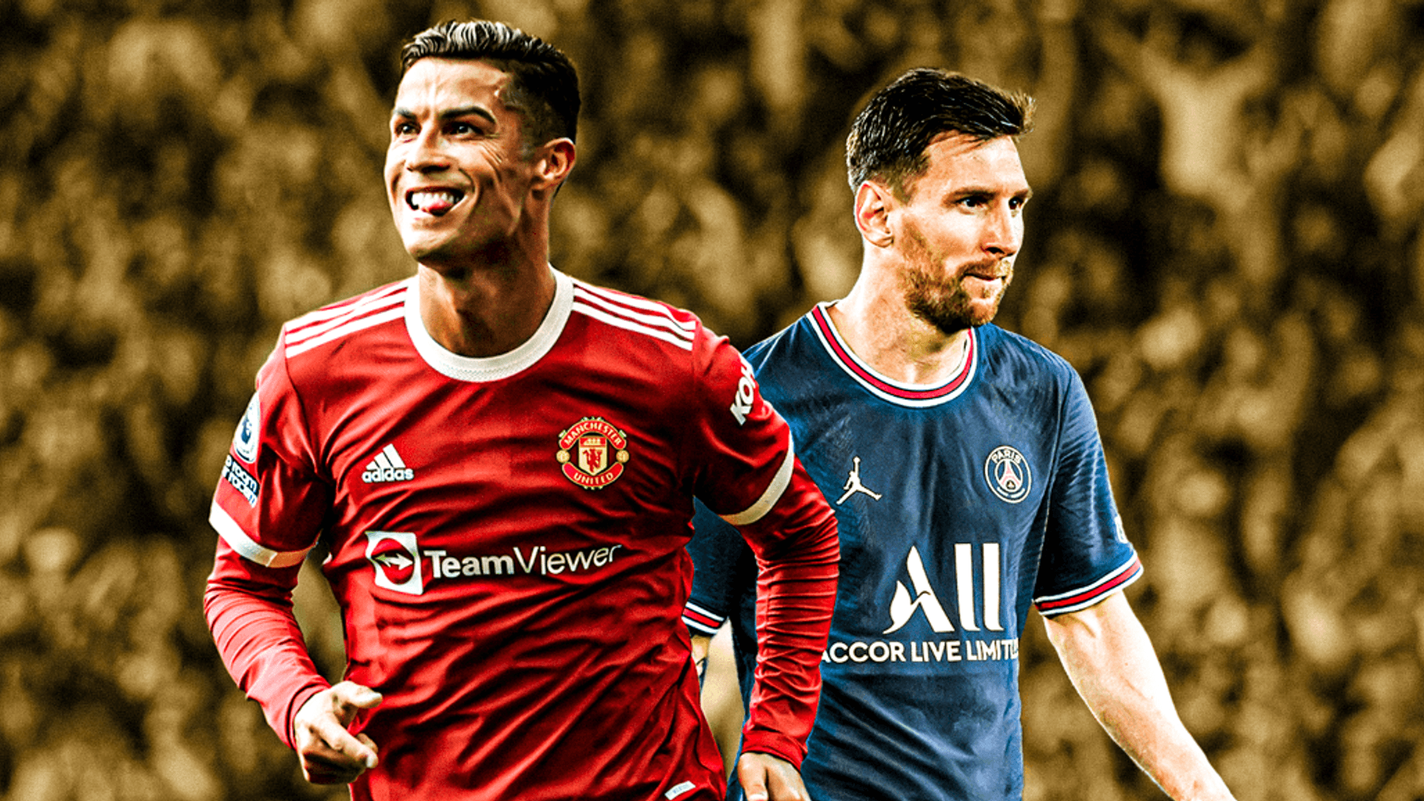 Ronaldo vs Messi