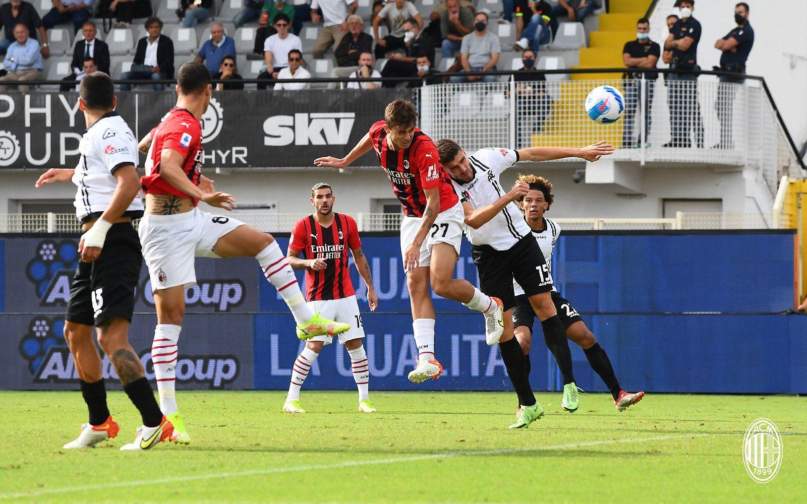 Gol Daniel Maldini