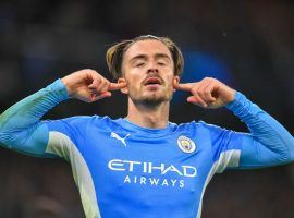 Jack Grealish put on a Man of the Match performance as City beat Leipzig 6-3  in the Champions League. (Image: Twitter/mancity)