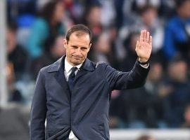Juve's appointment of Max Allegri didn't produce the expected impact inside the team. (Image: Twitte/iftvofficial)