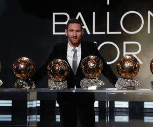 Leo Messi - Ballon d'Or