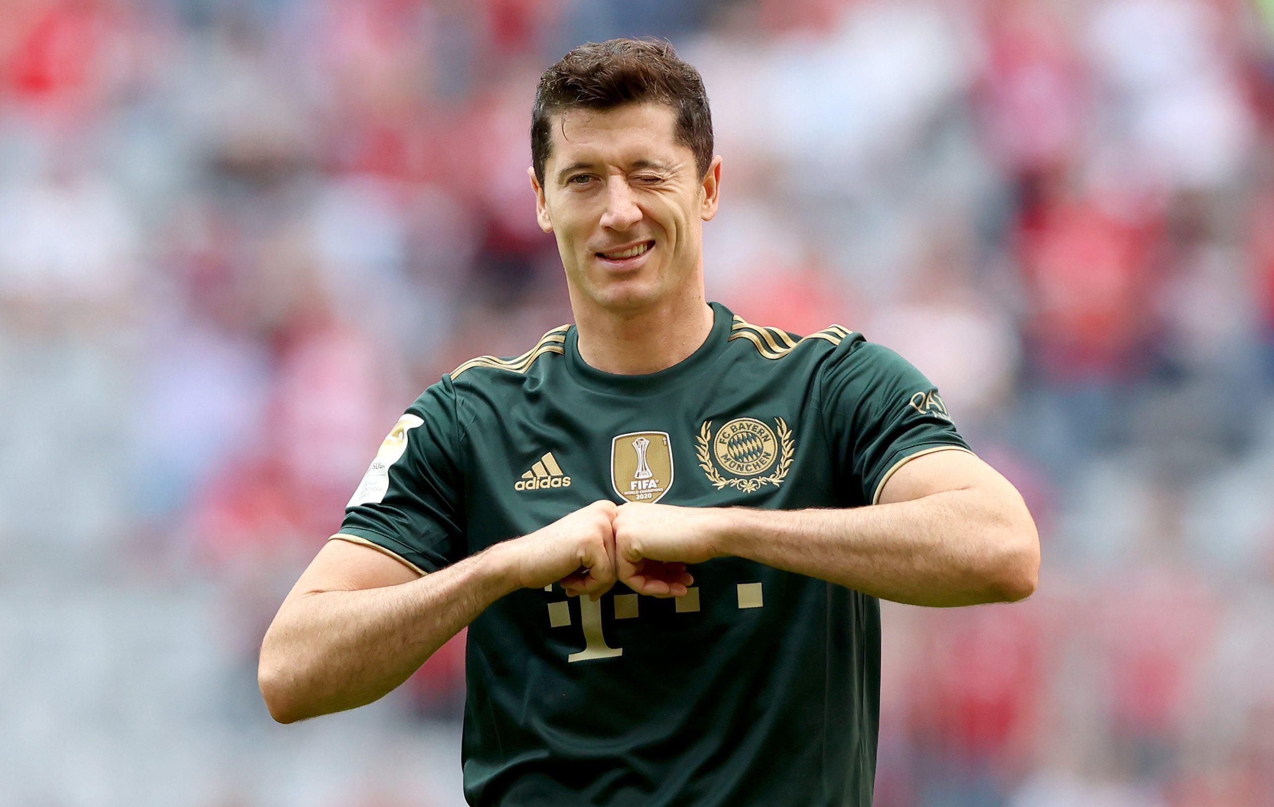 Gol Lewandowski