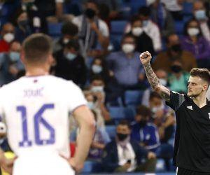 Real Madrid 1-2 Sheriff