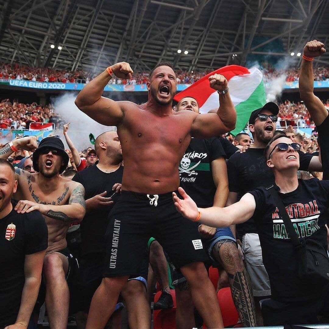 Hungary ultras